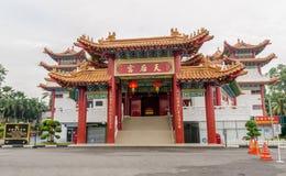 thean houKuala Lumpur malaysia tempel Royaltyfria Foton