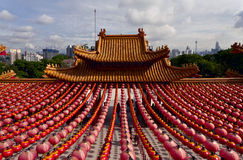 thean houKuala Lumpur tempel arkivbilder