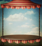 Theater royalty-vrije illustratie