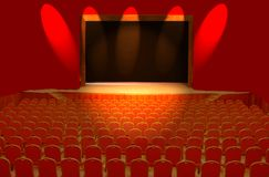 Theater Stock Photography