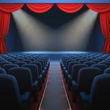 The Theater Stock Photos