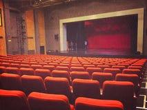 Theater Royalty-vrije Stock Foto