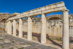 Theater - Aphrodisias Stockfotografie