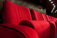 Theater auditorium Royalty Free Stock Image