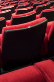 Theater auditorium Stock Photo