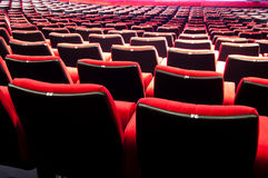 Theater auditorium Stock Photography