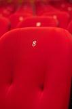 Theater auditorium Stock Images