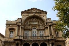 Theater, Avignon Stock Photography