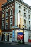 Theater building on Tavistock street. LOndon Stock Images