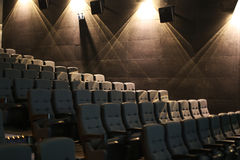 Theater, cinema Royalty Free Stock Photos