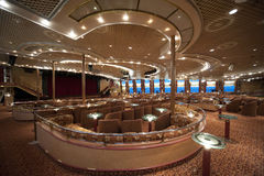 Theater on Cruise Ship Stock Images