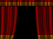 Free Theater Curtains Stock Photos - 7153423
