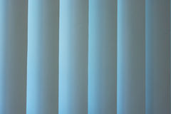 Theater Curtains in window light Royalty Free Stock Images
