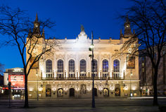 Theater des Westens BERLIJN Stock Foto's