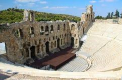 Theater Dionisos Lizenzfreie Stockbilder