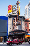 Theater Eds Mirvish in Toronto. Stockbilder