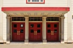Theater entrance Stock Photos