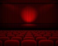 Theater Hall Stockfoto