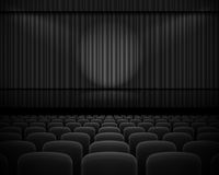 Theater hall Stock Photography