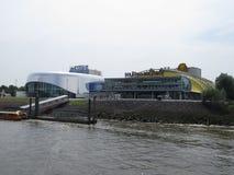 Theater Hamburg. Unusual building, beautiful building, unusual architecture, Hamburg, Theater Hamburg stock photos