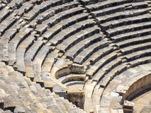 Theater, Hierapolis Royalty Free Stock Images