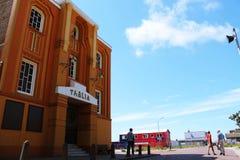 Theater in IJmuiden Stockbild