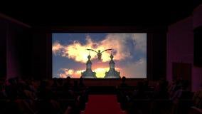 Theater stock video