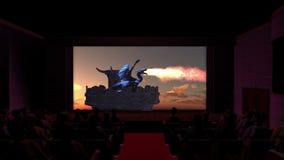 Theater stock footage
