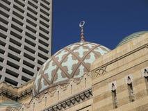 Theater Islamitische Arabier Stock Foto's