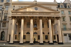 Theater königliches Haymarket London Stockfotografie