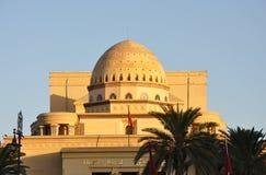 Theater Koninklijk in Marrakech Royalty-vrije Stock Afbeeldingen