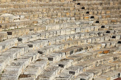 Theater of Kourion, Cyprus Stock Images