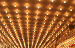 Theater Lights Stock Photos