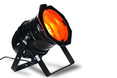 Theater lights Royalty Free Stock Photography