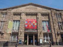 Theater Lubeck facade Royalty Free Stock Photo