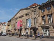 Theater Lubeck facade Stock Photo