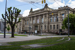 Theater Nationaal DE Straatsburg Royalty-vrije Stock Afbeelding