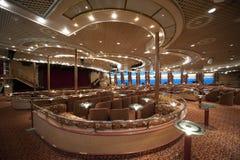 Theater op het Schip van de Cruise stock afbeeldingen