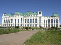 The city of Astrakhan. Russia. Royalty Free Stock Images