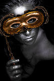Theater opera mask Royalty Free Stock Photos