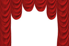 Theater scene Royalty Free Stock Images
