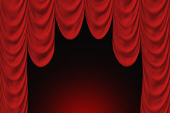 Theater scene Stock Photography