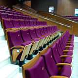 Theater Seat Stock Images