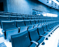 Theater Seat Stock Image