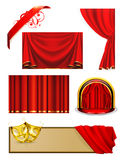 Theater, set Stock Photos