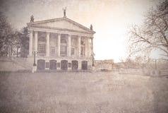 Theater in Sevastopol. Crimea. Ukraine. Stock Photo