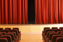 Theater Royalty Free Stock Image