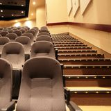 Theater Steps Stock Images