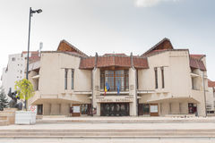 Theater of Targu Mures Royalty Free Stock Photos