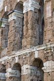 Theater teatro marcello in Rome Royalty Free Stock Photography